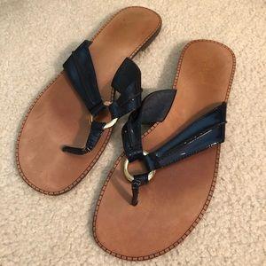 Lily Pulitzer sandals